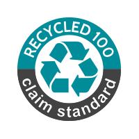 RCS 100  (Recycled Claim Standard)