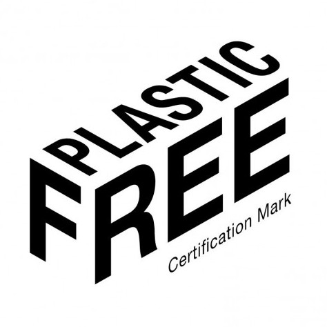 Plastic Free Certification Mark